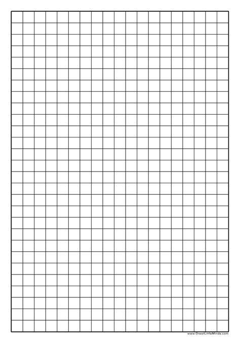 graphing paper to print a4 images