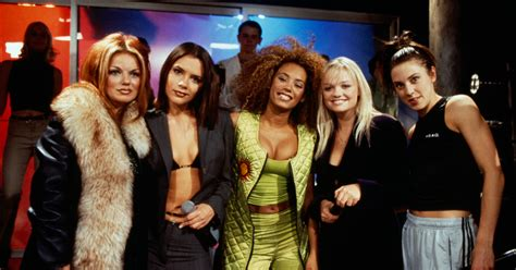 Spice Reunion by Mel C Beckham Spice Reunion New Years