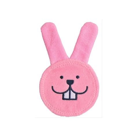 mam care rabbit pink nichebabies