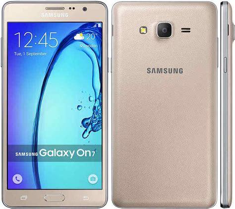 samsung mobile pro samsung galaxy on7 pro specification price pcjar