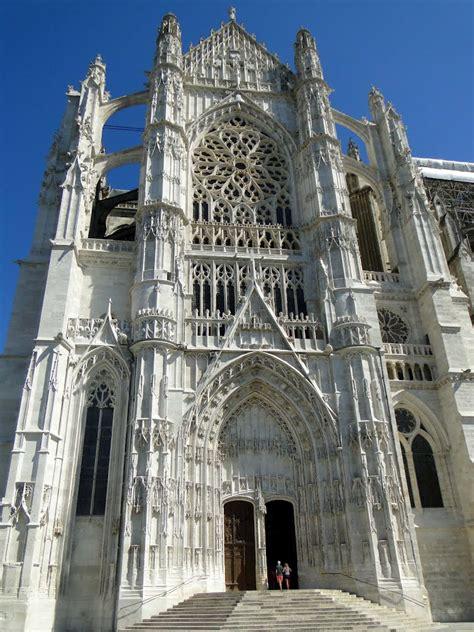 catedral de beauvais catedral de san pedro de beauvais
