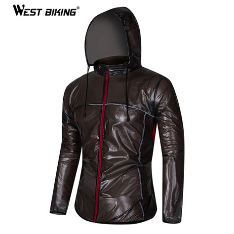 raincoat for bike west biking waterproof windbreaker light rain mountain