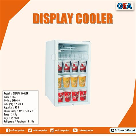 gea expo 90 display cooler expo90 list harga jual expo 90 display cooler brand gea murah di