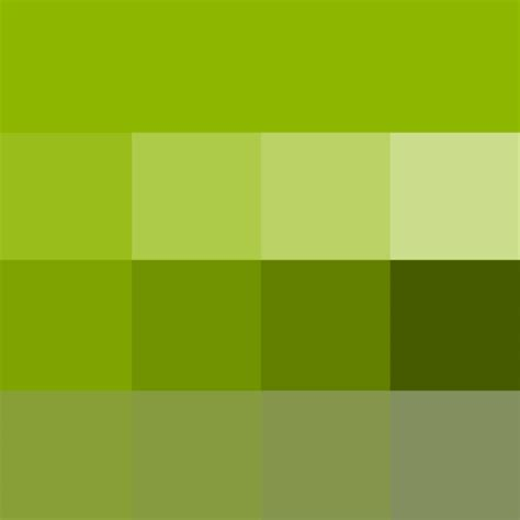 apple green color apple green hue with tints hue white shades hue