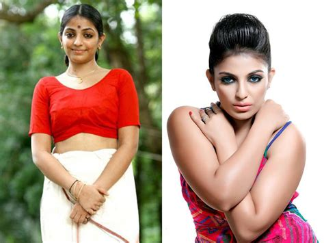 make over make overs of 10 malayalam actresses swetha menon bhavana
