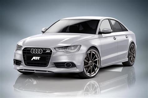 Audi A6 Sportline by 2011 Audi A6 Gets Tuning From Abt Ultimate Car