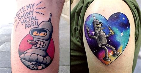 bender tattoo 14 brash bender tattoos tattoodo