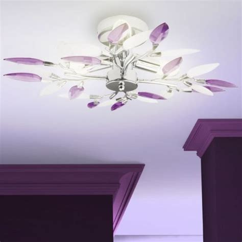Purple Ceiling Lights 1000 Ideas About Purple Rooms On Purple Rooms Home Theatre And Purple Walls