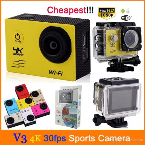Kamera Sport 16 Mp 4k Wifi t4shops 4k 30fps wifi 16 mp 4k wifi ultra