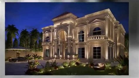 villa luxury home design houston villa exterior design by algedra youtube