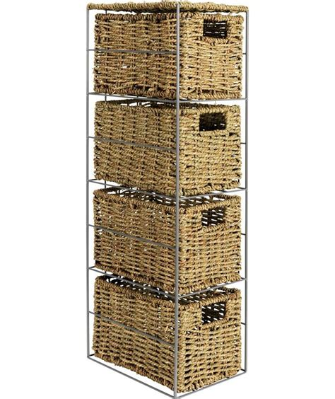 Bathroom Slimline Storage Tower 1000 Ideas About 4 Bathroom Drawer Tower Unit On Pinterest