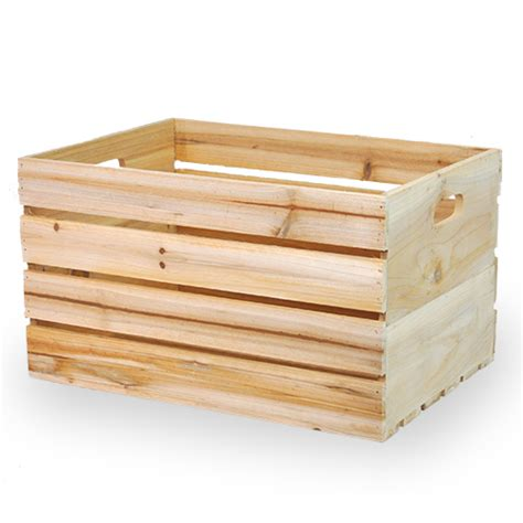 15 wooden crates in kitchen wooden storage crate with in handles medium the