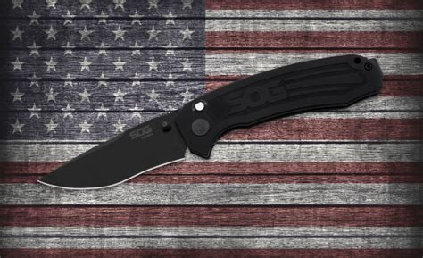 where is sog knives made sog introduces four new for 2017 usa made knives