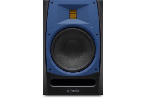 Home Recording Studio Monitors Reviews Gear Review Presonus R65 R80 Studio Monitors