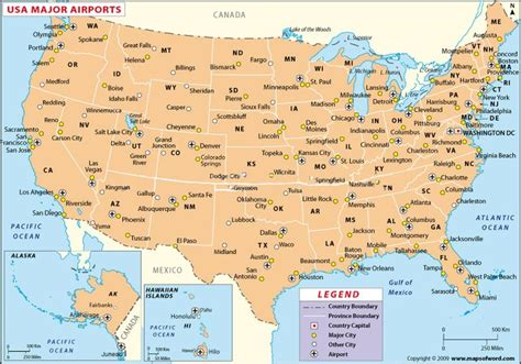 airports in the usa map usa airport map ideas for the next trip trips