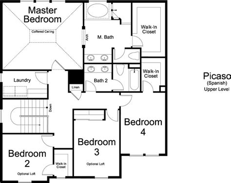 floor plan in spanish floor plan ivory home picaso spanish ivory homes floor