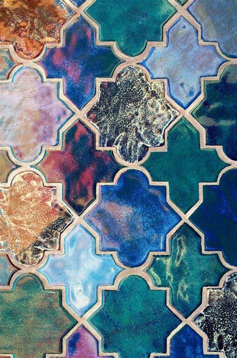 marokkanische fliesen marokkanische fliesen zementfliesen interirdesign ideen