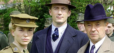 Michael Kitchen And Tv Shows by Jim Wickre Tv Series Quot Foyles War Quot