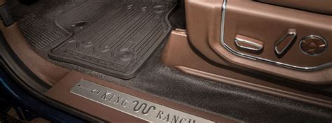 Truck Floor Mats For Vinyl Floors by How To Protect Your Ford F 250 Interior And Flooring
