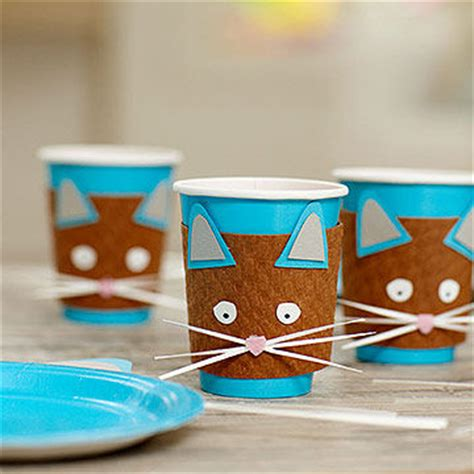 cat themed decorations cat theme kid s birthday for big