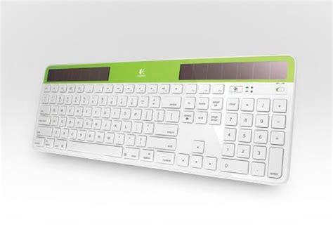 Solar Powered Keyboard by Logitech K750 Solar Powered Wireless Keyboard For Mac