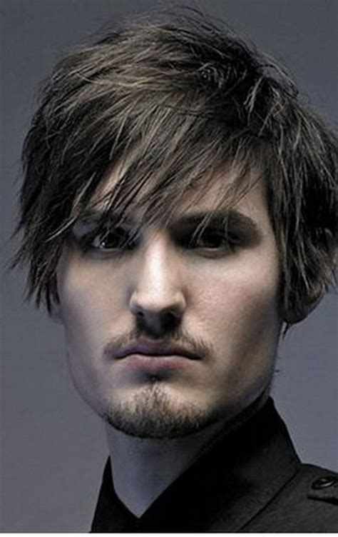 mens layered haircut for triangular layered hairstyles for men mens hairstyles 20