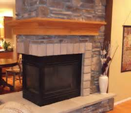 3 Sided Mirror Vanity Fireplace Mantel Decor Home Decorating Ideas