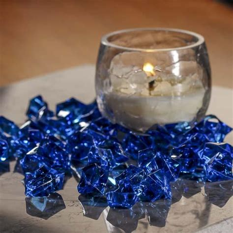 4oz blue rock wedding centerpiece decor ebay