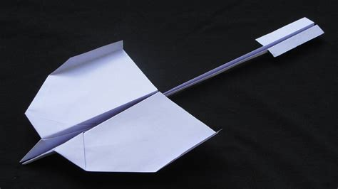 How To Make The Best Paper Plane - how to make a paper airplane best paper planes paper