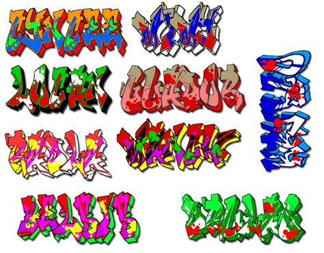 design your name font collections graffiti style how to make unique design your