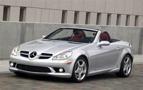 2005 Mercedes Slk350 by 2005 Mercedes Slk Class Information And Photos