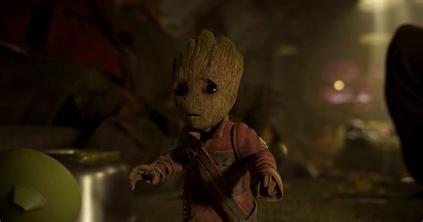 imagenes i am sad review guardians of the galaxy vol 2 starring groot