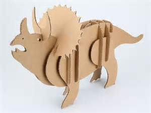How To Make A 3d Dinosaur Out Of Paper - 17 best ideas about dinosaur exhibit on