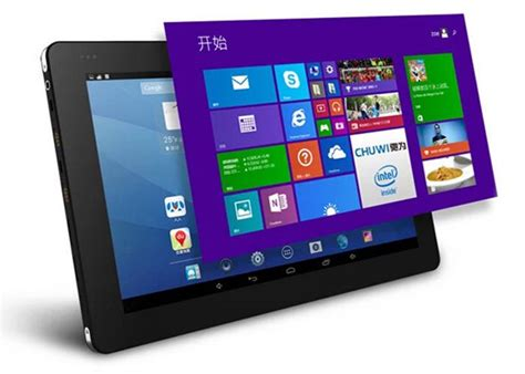 Tablet Windows Android Dual Boot chuwi vi10 dual boot tablet offers windows and android on