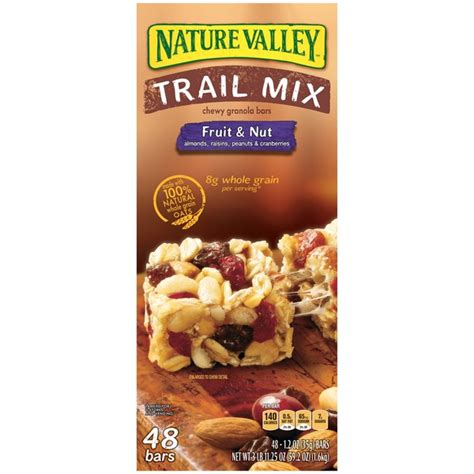 Granola Mixed 5 1 Kg nature valley fruit nut trail mix chewy granola bars 1