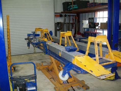 car o liner bench rack for sale used car o liner mark 5 frame machine