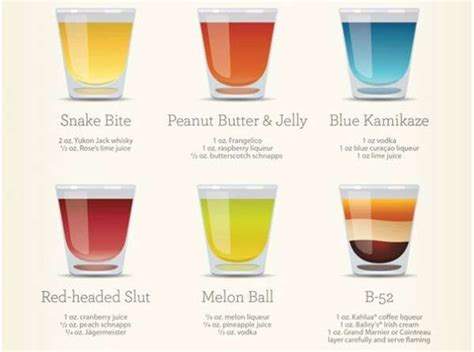 funny alcoholic drink names list