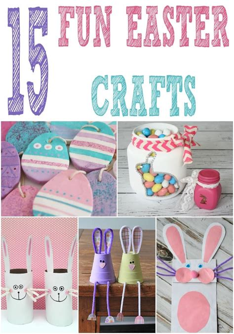 easter crafts for on easy easter crafts for