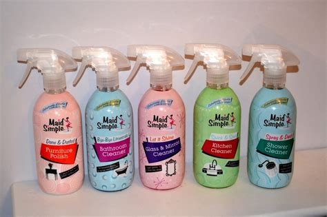 maid simple cleaning products rock and roll pussycat