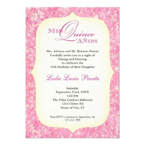 printable quinceanera birthday cards best 25 quinceanera invitation wording ideas on pinterest