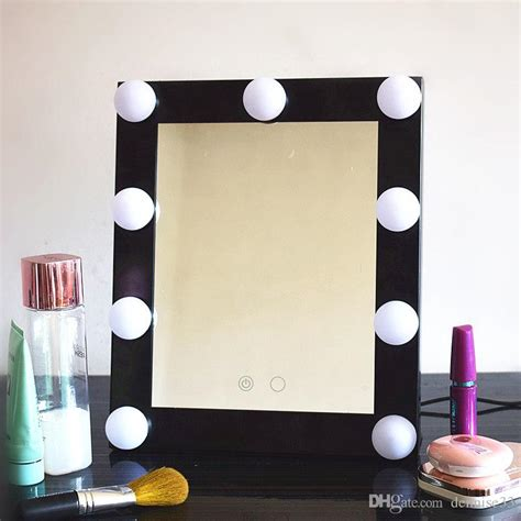 Light Up Your Evening With This Blush B Lush Evening Bag by Big Vanity Mirror With Lights Lightupmyparty Beautiful