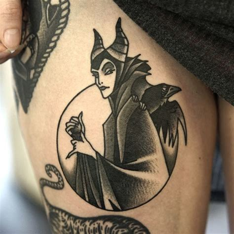 new tattoo care sleeping 21 wicked enchanting maleficent tattoos tattoodo