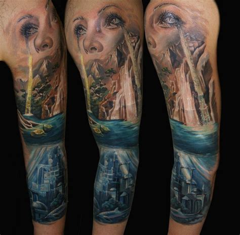 atlantis tattoo 69 best a tattoos by csaba kolozsv 225 ri images on