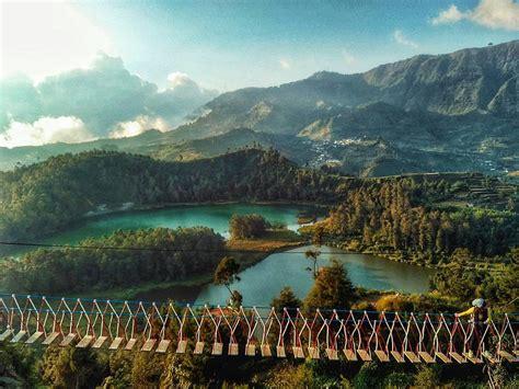 tempat wisata  dieng wonosobo terbaru   guyuycom