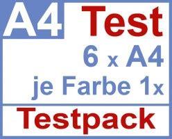 Folie Zum Bedrucken Und Kleben by Faxland De Test Pack Selbstklebende Klebe Folien A4