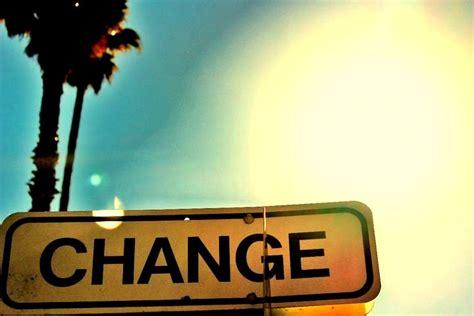 ã Change De En Osez Le Changement L Optimiste