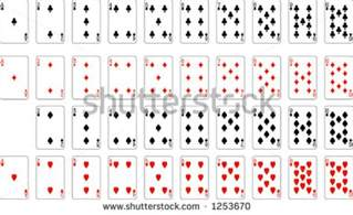 how many cards are in a deck of skip bo stock images similar to id 70113631 of spades from