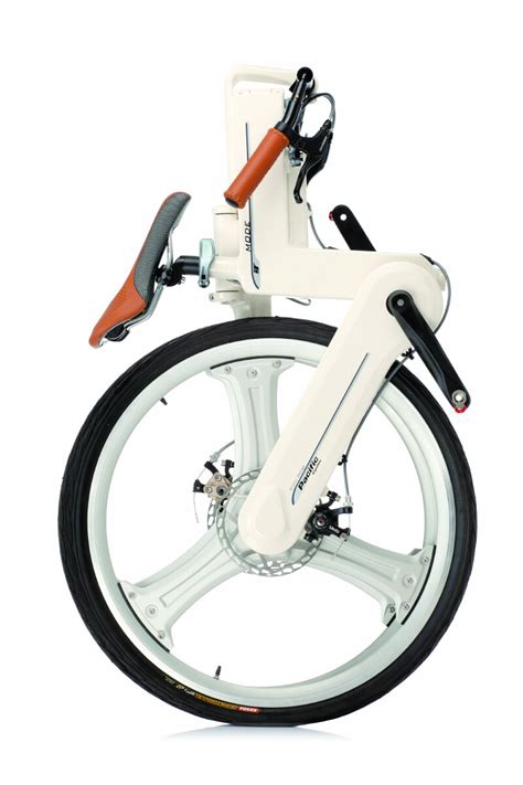 Rotor Pacific 160mm pacific cycles if mode folding bike