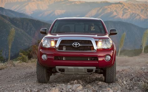 Toyota Tacoma 2011 Toyota Tacoma 2011 Widescreen Car Wallpaper 21 Of