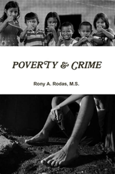 Crime And Poverty Essay by Poverty And Crime Research Paper